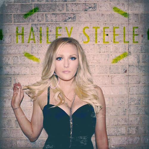 Album Cover Hailey Steele 2014
