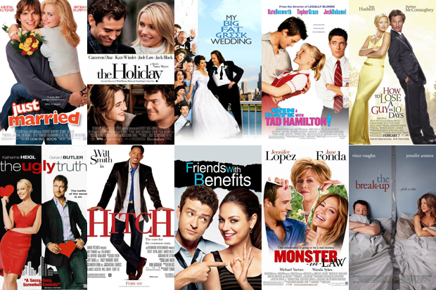 Image result for rom coms