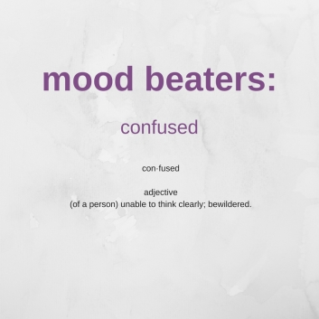 mood beaters_ confused