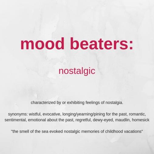 mood beaters_ nostalgic