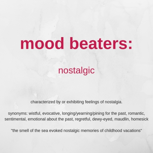 mood beaters_ nostalgic